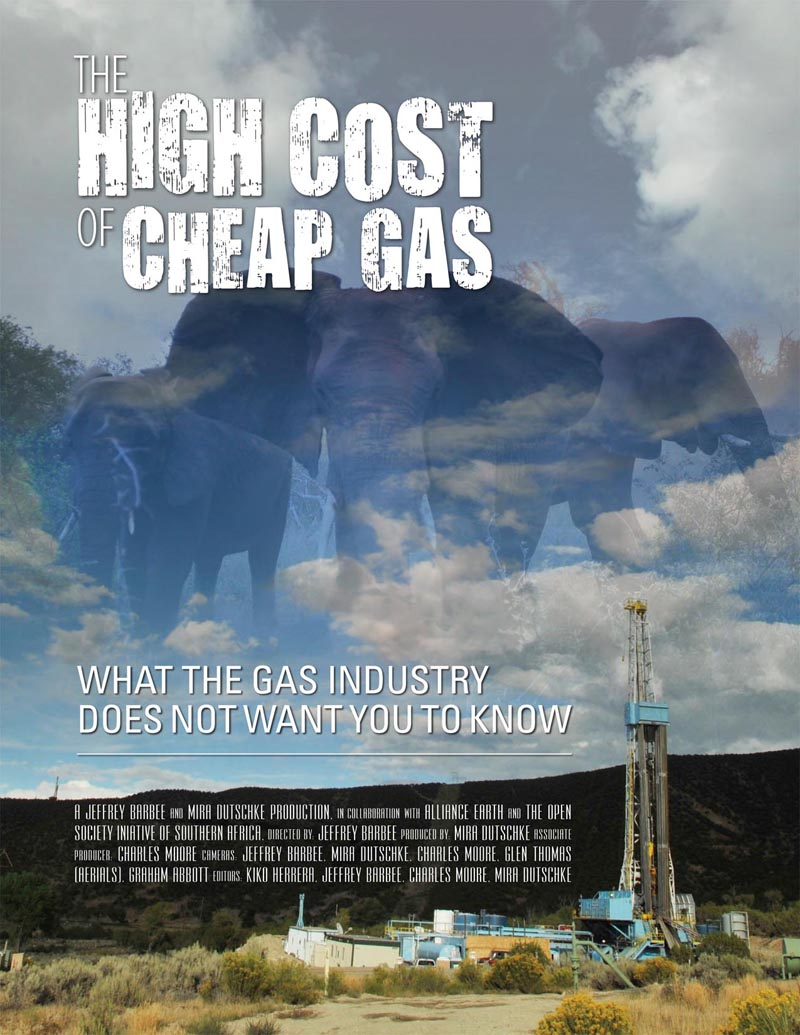 The High Cost of Cheap Gas Documentary Poster