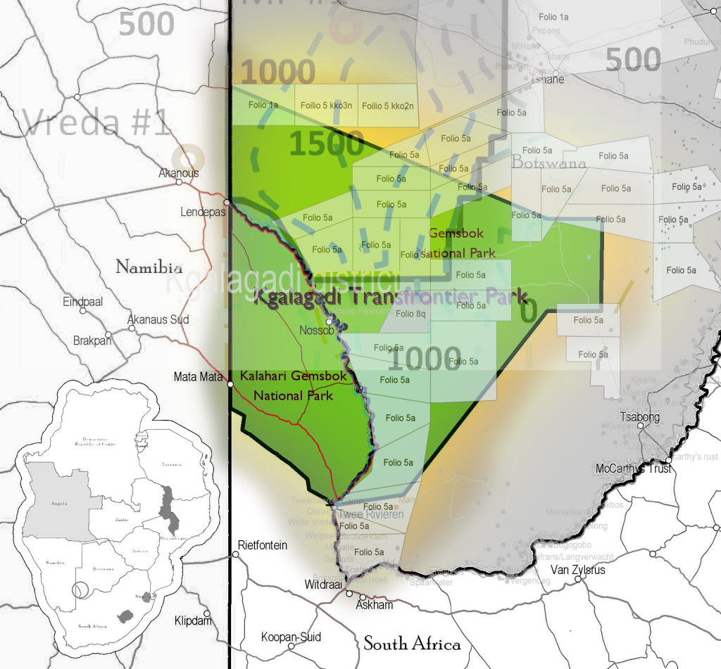 Kgalagadi Montage with Karoo Energy concessions